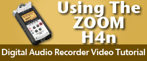 Zoom H4n Tutorial